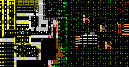 Game Design Dialectic: Dwarf Fortress and Goblin Camp