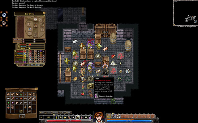 Dungeons of Dredmor Screenshot 19