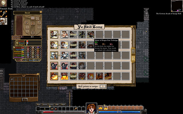 Dungeons of Dredmor Screenshot 20