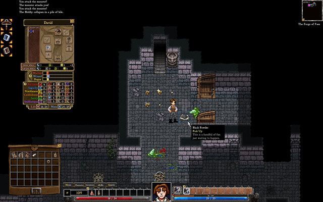 Dungeons of Dredmor Screenshot 21