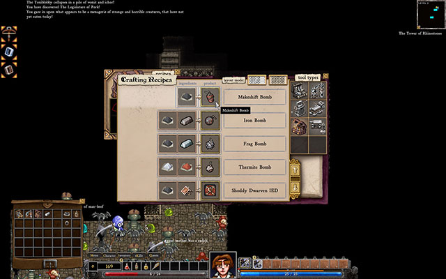 Dungeons of Dredmor Screenshot 22