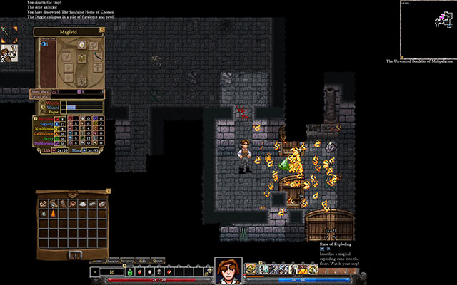 Dungeons of Dredmor Screenshot 23