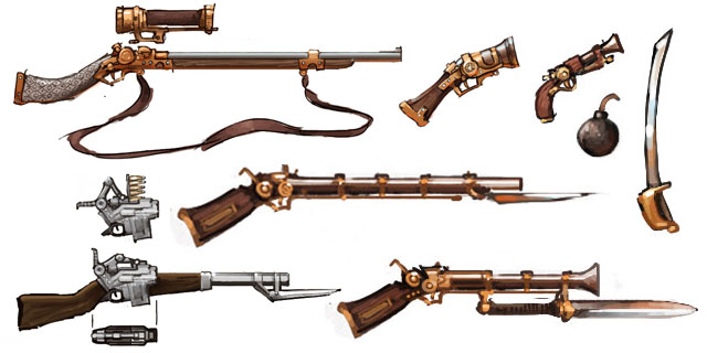 various_weapons