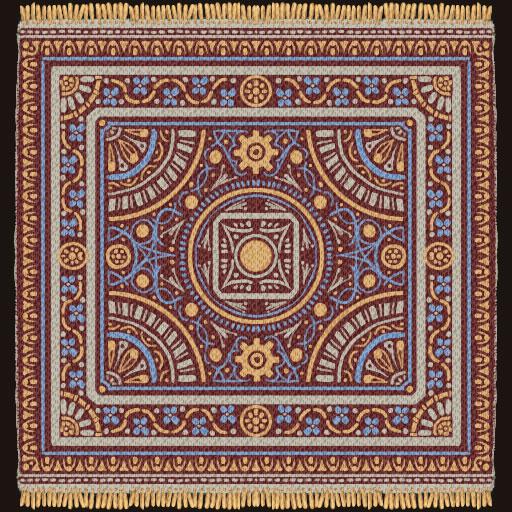 a_lovely_carpet