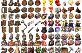 So many icons! (These are not, however, my favourites.)